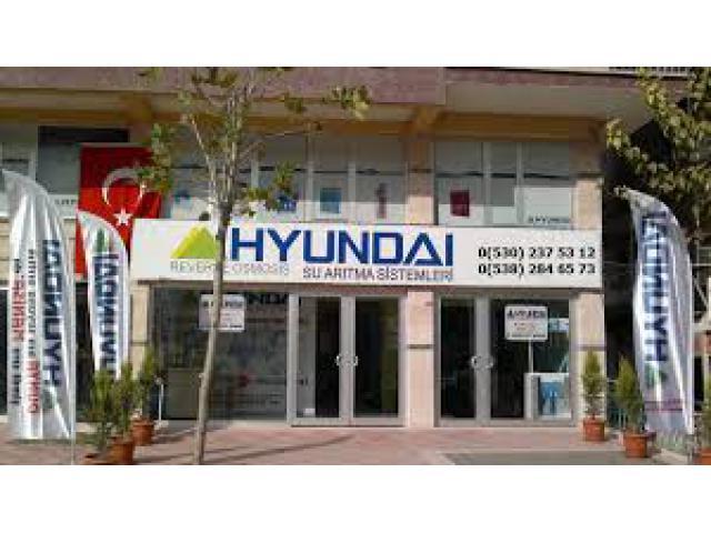 Hyundai Su Arıtma